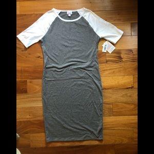 LulaRoe Julia dress. NWT. Medium.